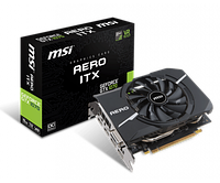 MSI GeForce GTX 1070 Aero ITX OC 8GB GDDR5