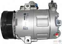 8FK351110881 Behr-Hella компресор кондиціонера