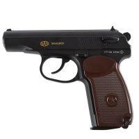 Пистолет пневматический SAS Макаров ПМ (4.5mm)