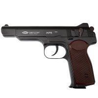 Пистолетпневматический Gletcher APS Стечкин, (4.5mm)