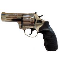 "Револьвер под патрон флобера EKOL Eagle (3.0"", 4.0мм), хром, фото 2"