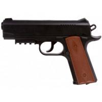 Пистолет пневматический Crosman 1911ВВ (4.5мм)