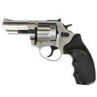 "Револьвер под патрон флобера EKOL Viper (3.0"", 4.0мм), хром, фото 2"