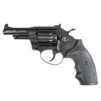 Револьвер под патрон Флобера Safari 431м (3'', 4.0mm), ворон-пластик, фото 2
