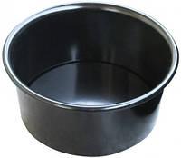 """Форма для выпечки """" ПРОФИ """" с откидным дном """"Круг"""" 152*140*73мм, кондитерские принадлежности"""
