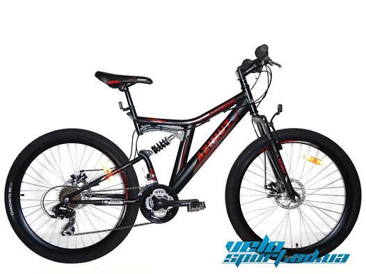 Горный велосипед Azimut Blackmount 26 GD New