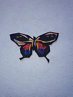 Нашивка патч бабочка ( butterfly)