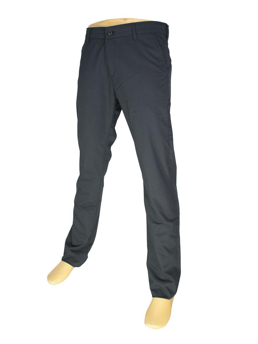 Мужские джинсы X-Foot 3103 в темно-сером цвете