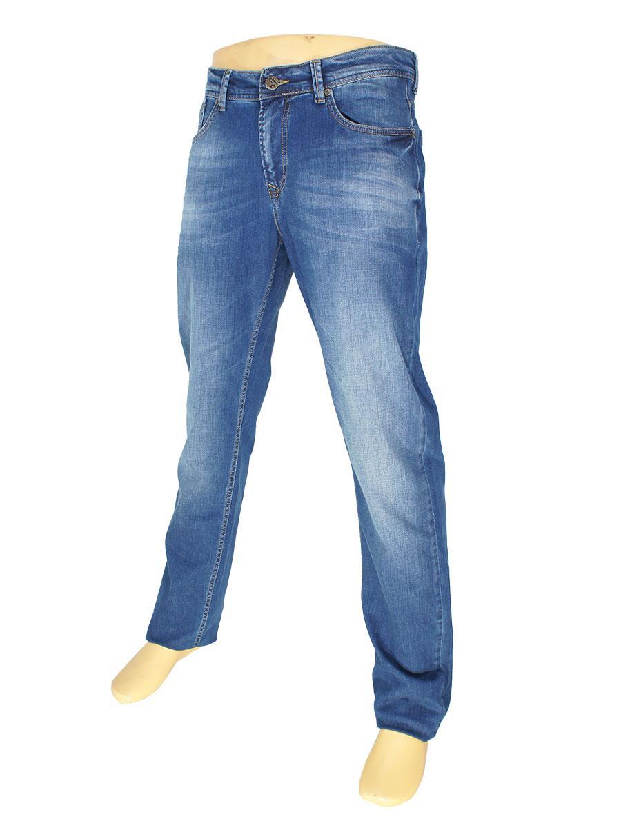 Сині чоловічі джинси X-Foot 140-2271