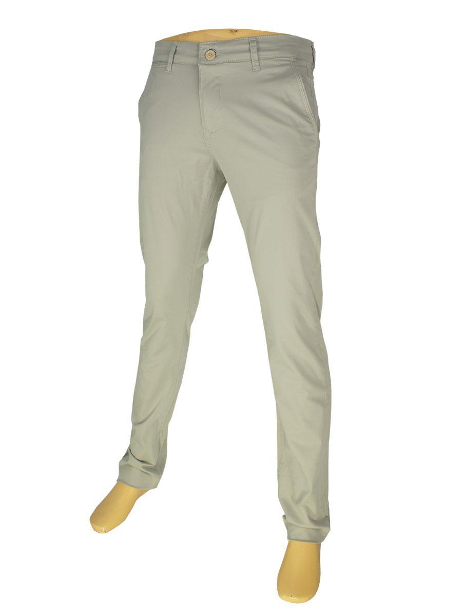 Мужские светлые джинсы X-Foot 170-7021