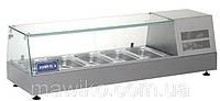 Настольная витрина холодильная ВХН-5-1225