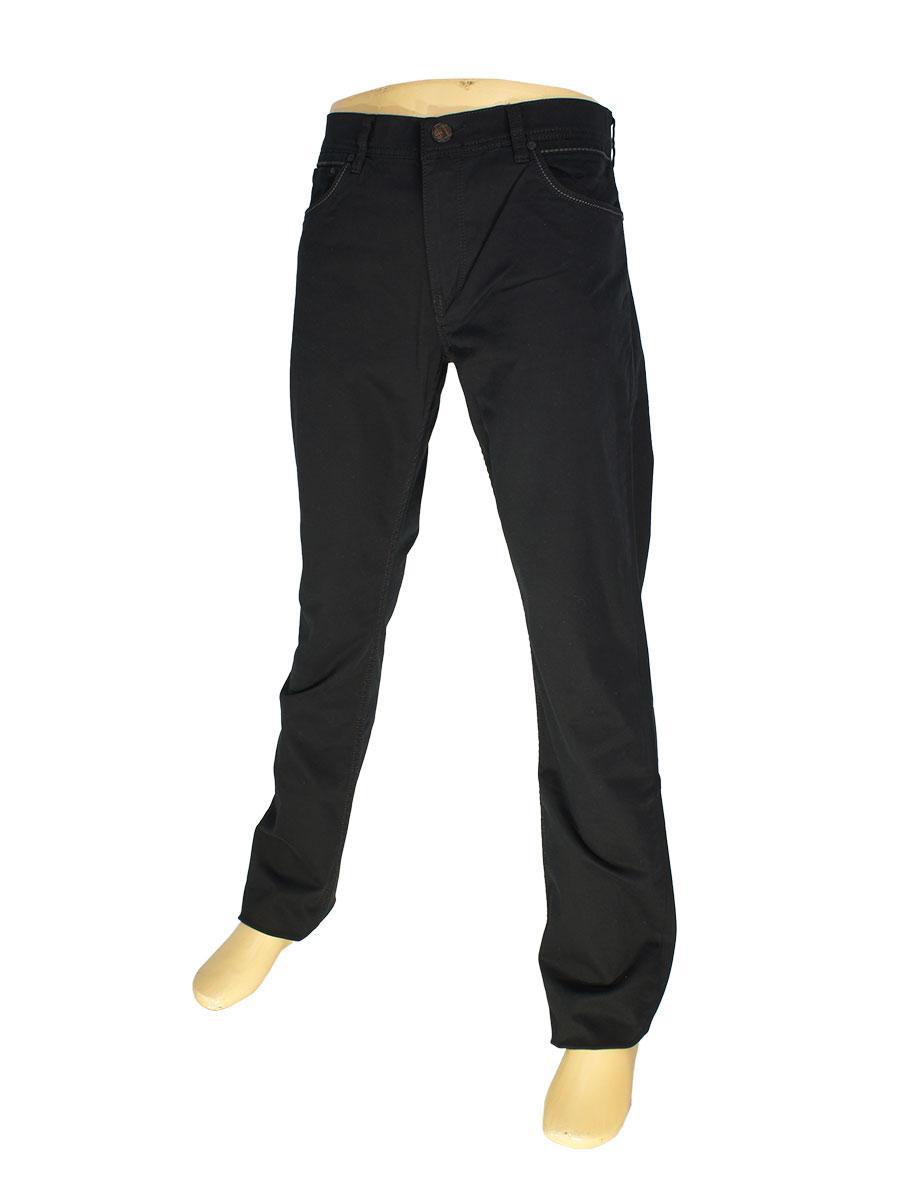 Мужские классические джинсы Cen-cor CNC-1297 черного цвета
