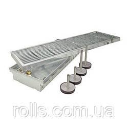 Комплект SitaDrain для регулировки дренажного желоба по высоте 65-110мм, нерж. сталь