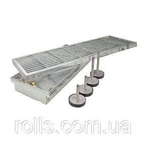 Комплект SitaDrain для регулировки дренажного желоба по высоте 105-150мм, нерж. сталь