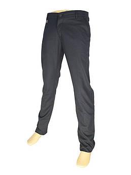 Стильные мужские джинсы Mirac M:2439 P.N.366 черного цвета