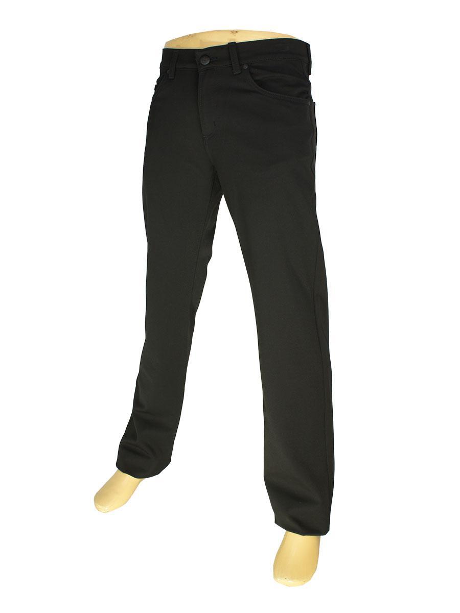 Мужские черные джинсы Cen-cor MD-500