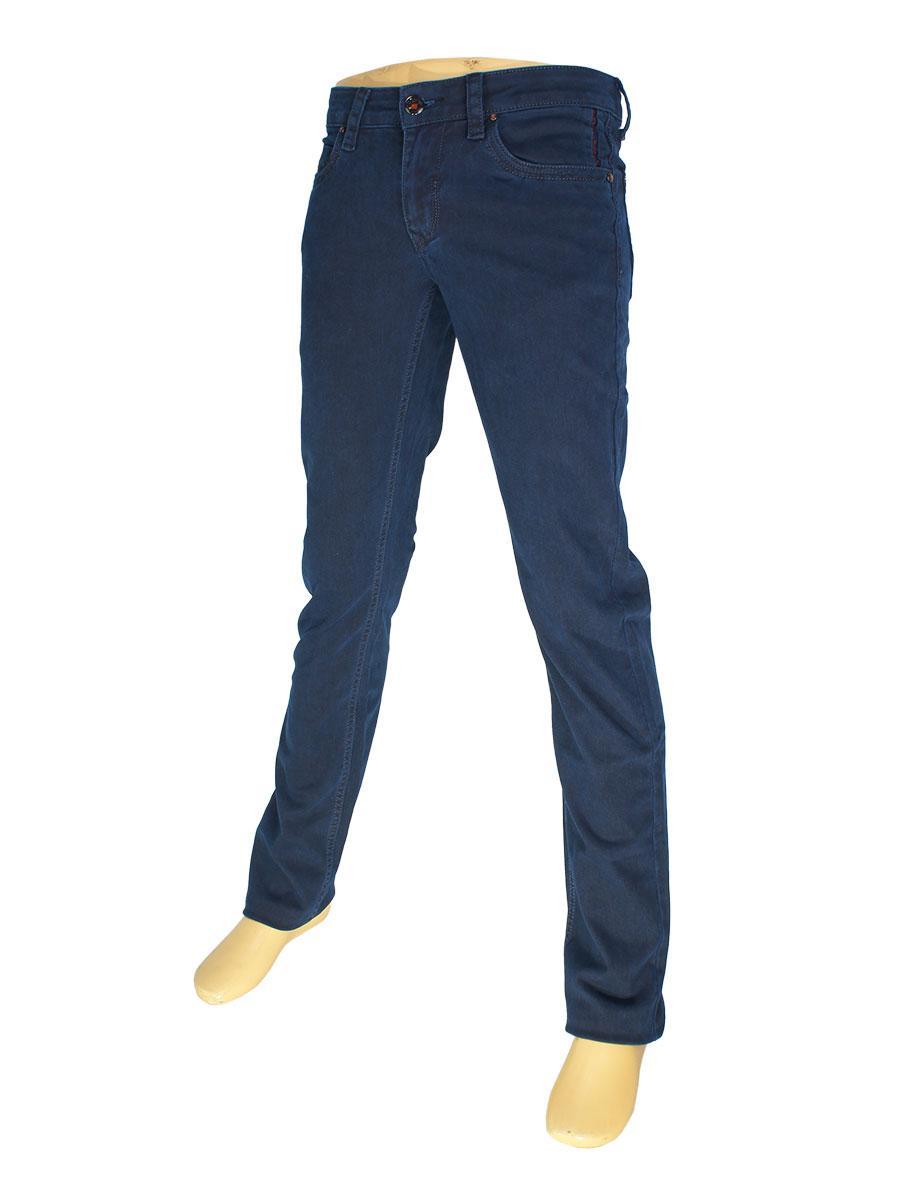 Однотонные мужские джинсы Differ E-2309 SP.NO 0388