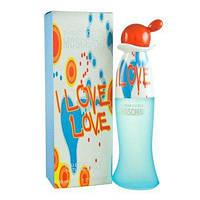 Духи на разлив наливная парфюмерия 1кг I love love от moschino
