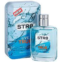 STR8 Live True EDT 100 ml  туалетная вода мужская (оригинал подлинник  Греция)