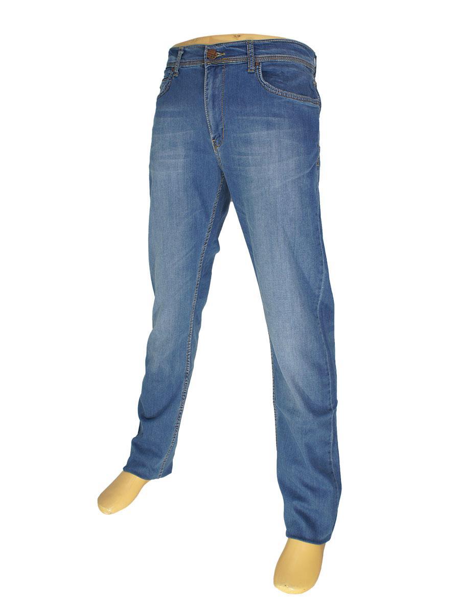 Чоловічі джинси Cen-cor CNC-1335 синього кольору