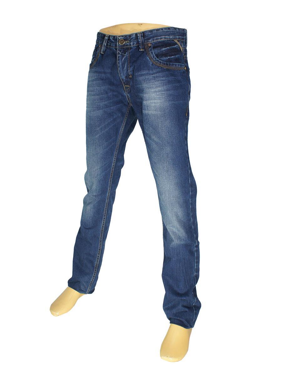 Стильні чоловічі джинси X-Foot 261-1513