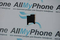 Держатель sim-карты для Sony C6802 XL39h Xperia Z Ultra, C6806, C6833, D5322, D6502, D6503 Xperia Z2 Black