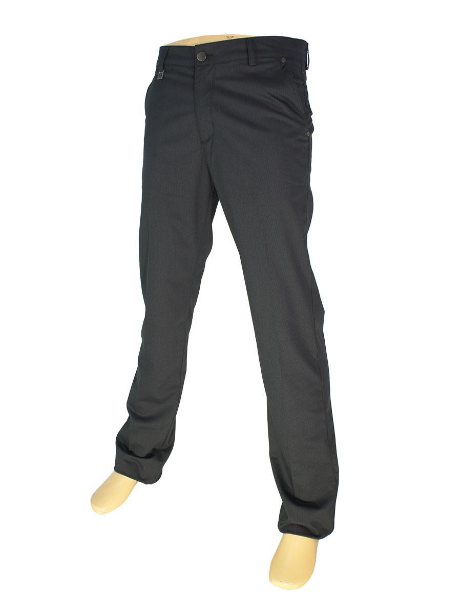 Чорні чоловічі джинси Mirac M:2415 P. N. 299
