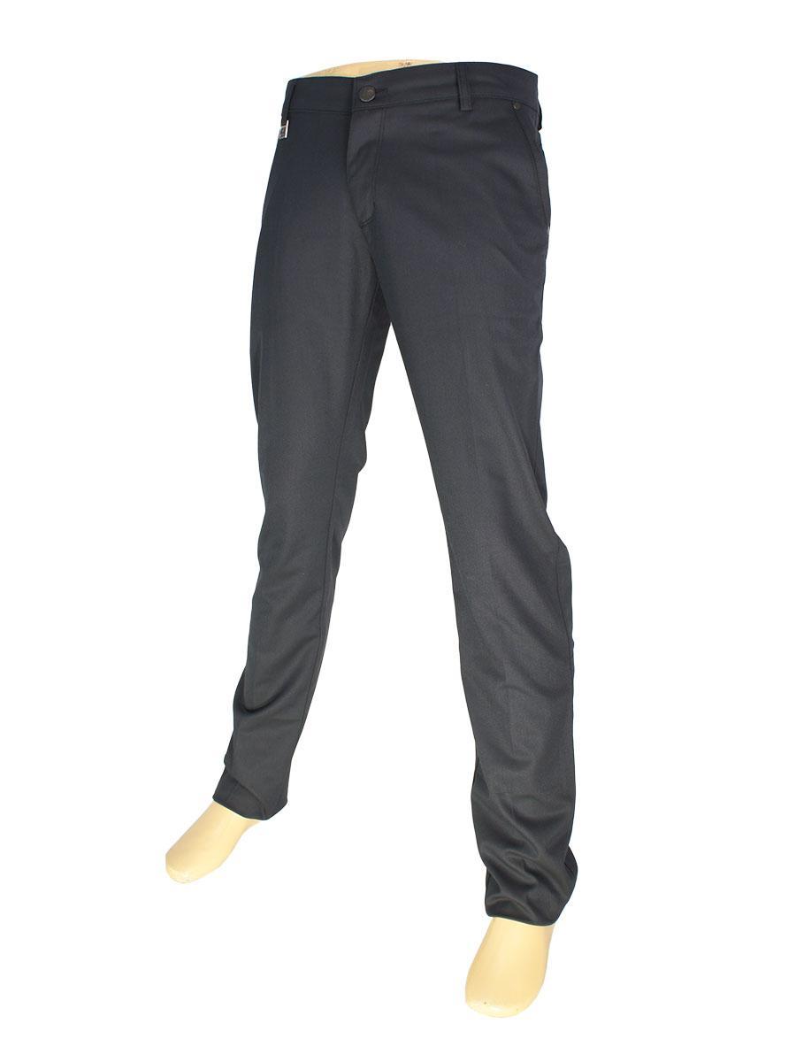 Стильні чоловічі джинси Mirac M:2439 P. N. 366 чорного кольору
