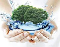 Оживление воды.