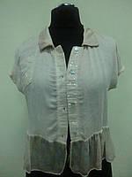 Короткая летняя блузочка