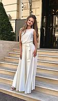 Невероятно красивое вечернее платье из шелка 421.2 МВ