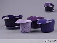 """Фарфоровый чайный набор """"Для завтрака"""" Lefard 761-022"""