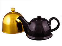 Заварочный чайник Lefard 800 мл с колпаком 470-131