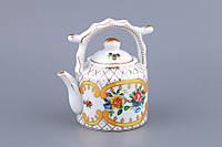Декоративный, сувенирный чайник Lefard 250 мл 82-928