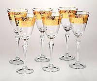 Набор бокалов для вина 190 мл Чехия 674-118