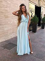 Вечернее платье из шелка 427.1 МВ