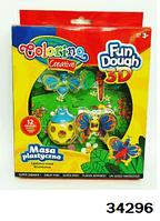 """Набор для творчества """"3D фигуры"""", Colorino, 34296"""