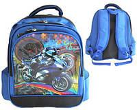Ранец Leader детский Smile Мотоцикл 974128 (1)
