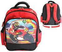 Ранец Leader детский Smile Мотоцикл 974140 (1)