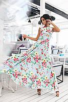 Невероятно красивое вечернее платье из шелка 421.3 МВ