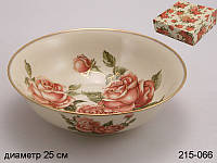 Фарфоровый салатник Lefard Корейская роза 215-066
