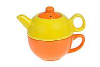 "Чайный набор Эгоист"" (чашка + чайник) 398-138"