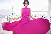 Невероятно красивое вечернее платье из шелка 421.7 МВ