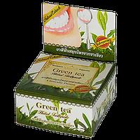 Отбеливающая зубная паста Зеленый Чай Green Tea Herbal Toothpaste