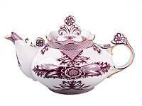 """Фарфоровый заварочный чайник Lefard """"Старинный"""" 600 мл 264-422"""