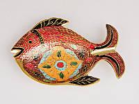 Конфетница из латуни Рыбка 878-051