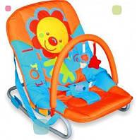 Детское кресло-качалка Alexis-Babymix B-31LE leroi