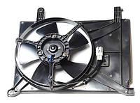 Вентилятор охлаждения кондиционера Lanos NS MOTOR вспомогательный в сборе