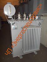 Трасформатор силовой масляный ТМ 160 кВА