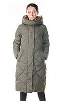 Женская зимняя двухсторонняя куртка Grace